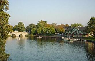 The Boathouse on the Avon, Stratford-upon-Avon
