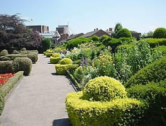 Local Flower Garden, Stratford-upon-Avon