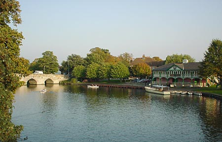 The Boathouse on the Avon