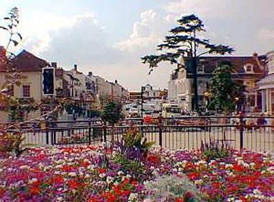 Herzlich willkommen in Stratford-upon-Avon