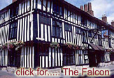 The Falcon Hotel - Originally a 16th Century Inn, the Falcon is situated right in the heart of historic Stratford