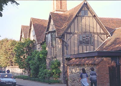 Hall's Croft - Shakespeare's Daughter's House