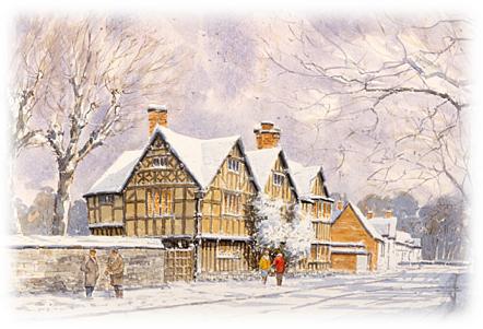 Hall's Croft - Stratford-upon-Avon