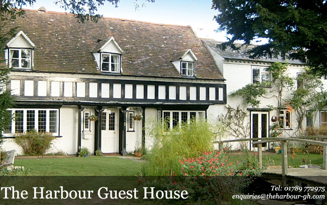 Welcome to The Harbour Guest House, Bidford-on-Avon, Stratford-upon-Avon