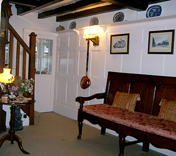 The Hall at The Harbour Guesthouse