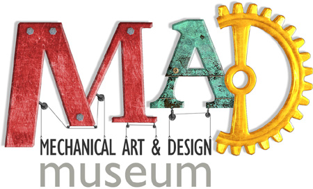 The Mad (Museum of Mechanical Design ) - Stratford-upon-Avon