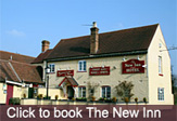 The New Inn Hotel - Stratford-upon-Avon.