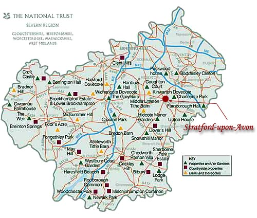 National Trust - Severn Region