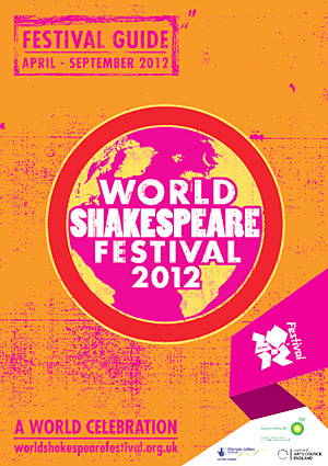 World                       Shakespespeare Festival 2012 from the Royal                       Shakespeare Company