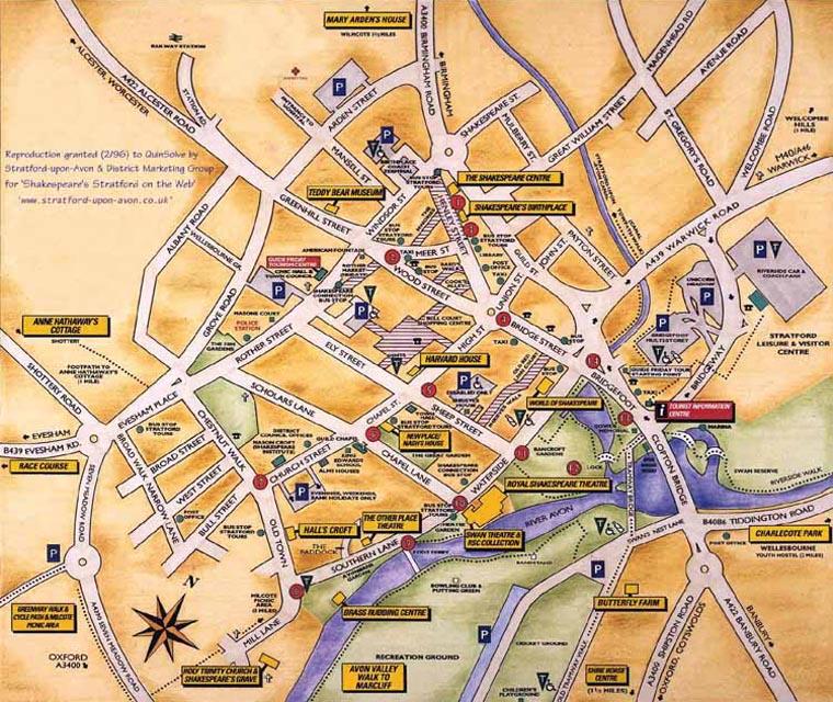 Street Map Uk
