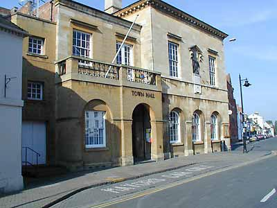 Stratford-upon-Avon Town Hall