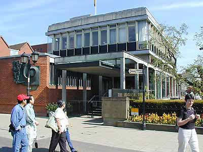 Shakespeare Centre Library