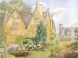 The Manor House - Ilmington
