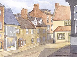 Sheep Street - Shipston on Stour - Warwickshire