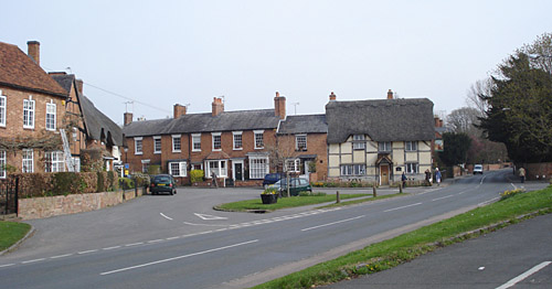 Wellesbourne Village